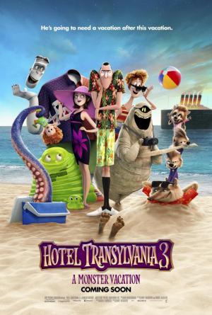 Hotel Transylvania 3: Monstruos de vacaciones (2018) [CAM] [Latino] [1 Link] [MEGA] [GDrive]