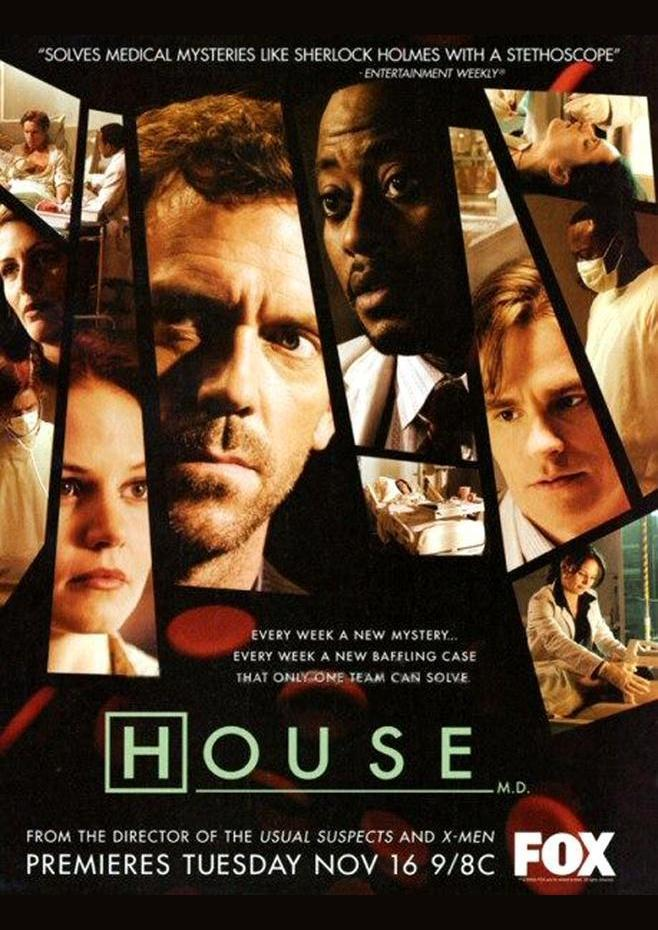 House (Serie de TV) (2004)[1080p] [Latino] [Google Drive](Enlace propio)