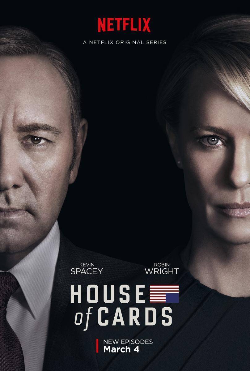 House of Cards (Serie de TV) [720p] [Español Latino] [GD], 6 Temporadas
