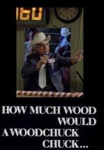 How Much Wood Would a Woodchuck Chuck... (TV)