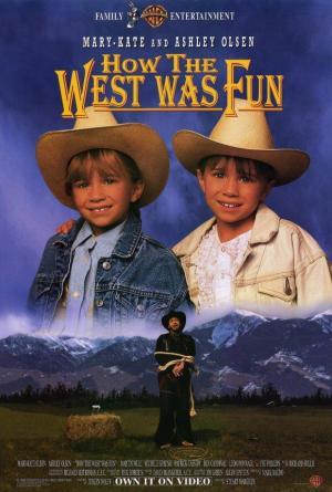 Qué divertido es el oeste (TV)