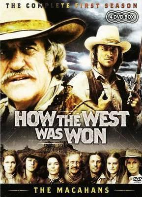 How the West Was Won (TV Series) (1978) - FilmAffinity