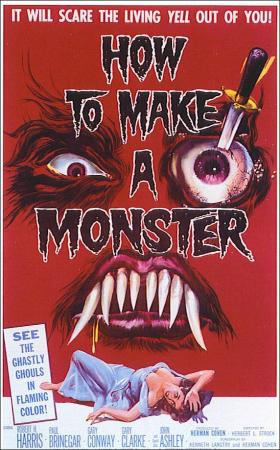 Cómo hacer un monstruo