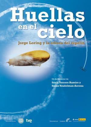 Huellas en el cielo (Jorge Loring y la odisea del zepelín)