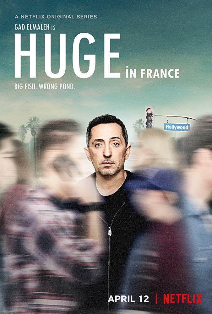 Huge in France: Anónimo otra vez (Serie de TV) (2019) Temporada 1 [720p] [Latino-Inglés] [MEGA]