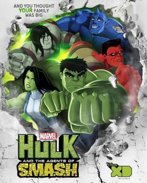 Hulk y los agentes de S.M.A.S.H (Serie de TV)