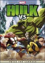 Hulk Vs. (Hulk vs. Wolverine / Hulk vs. Thor)