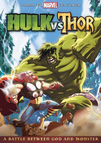 Hulk vs Thor (2010) - Filmaffinity