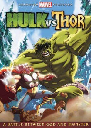 Hulk contra Thor