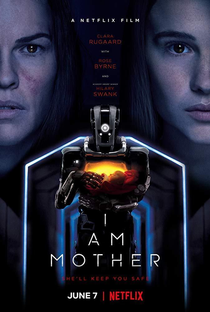 I Am Mother (2019) WEBRip 720p Latino – Ingles