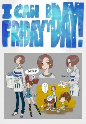 I Can Friday by Day! (C)