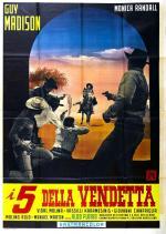 Los cinco de la venganza