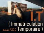 I.T. - Immatriculation temporaire