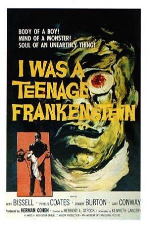 Yo fui un Frankenstein adolescente
