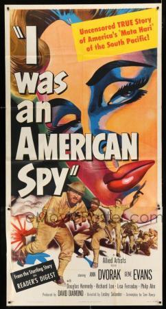 Yo fui espía americana