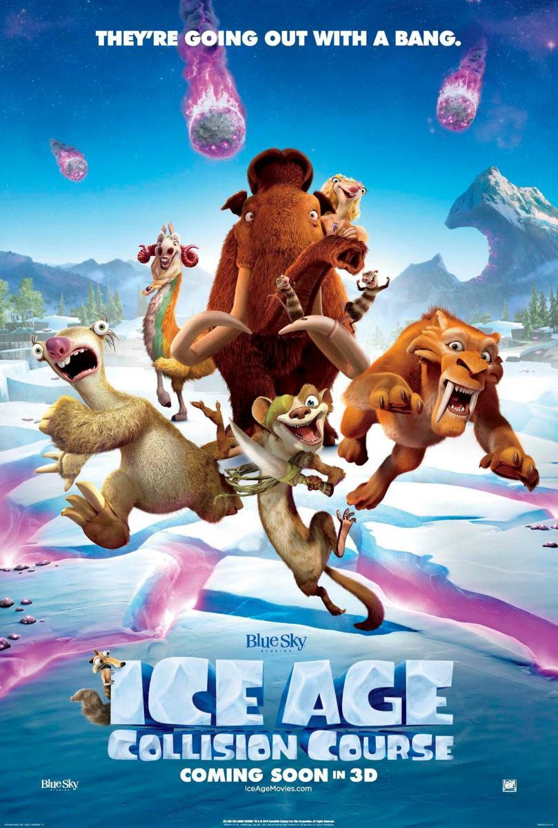 Ice Age: Collision Course (2016) - FilmAffinity