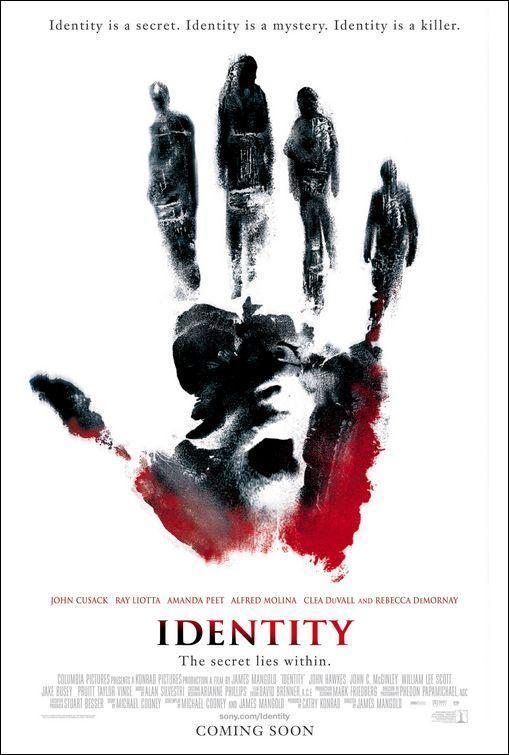 Identidad (2003) HD Latino MEGA