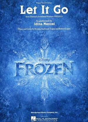 Idina Menzel: Let It Go (Vídeo musical)