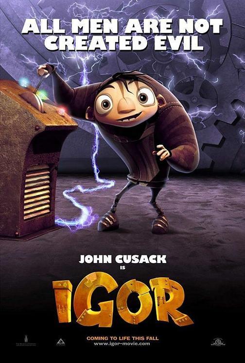 Igor (2008) Descargar Gratis ()