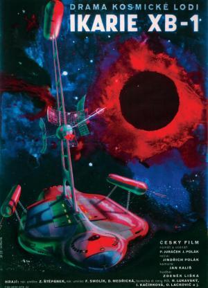 IKARIE XB 1 (Viaje al fin del universo)