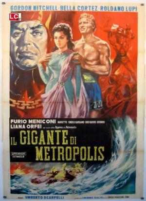 El gigante de Metrópolis