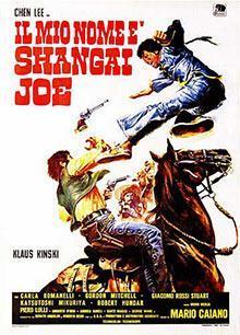 The Fighting Fists of Shangai Joe