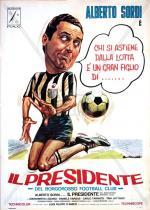 El presidente del Borgoroso F.C.