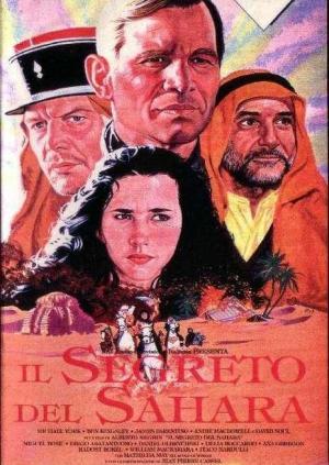 El secreto del Sahara (Miniserie de TV)