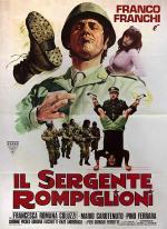 El sargento rompe todo