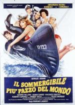 El submarino más loco del mundo