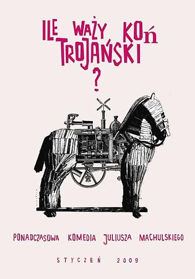 How Much Does The Trojan Horse Weigh 2008 Filmaffinity