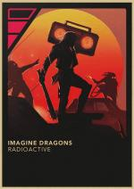 Imagine Dragons: Radioactive (Vídeo musical)