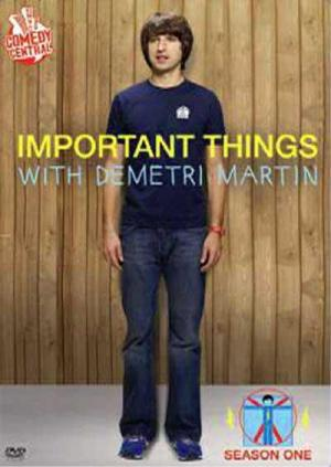 Important Things with Demetri Martin (TV Series)