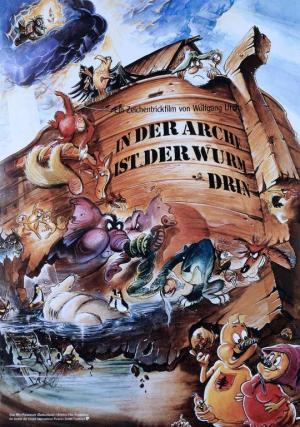 Stowaways on the Ark