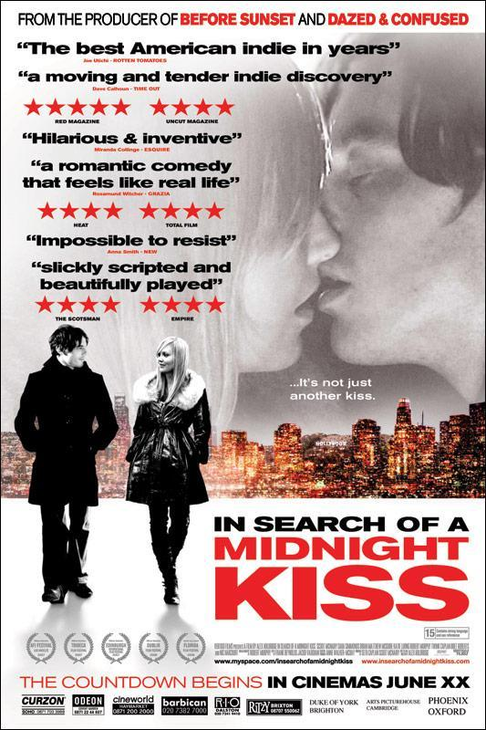 In Search of a Midnight Kiss (2007) - IMDb