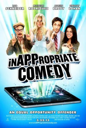 InAPPropriate Comedy (In-APP-ropriate Comedy)