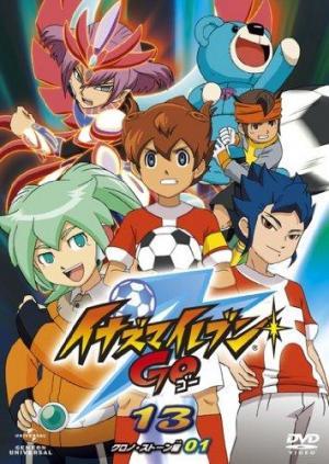 Inazuma Eleven Go 2: Chrono Stone (TV Series)