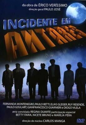 Incidente em Antares (TV Miniseries)