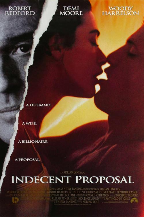 Una Propuesta Indecente (1993) [1080p] [Español-Ingles] [GD]