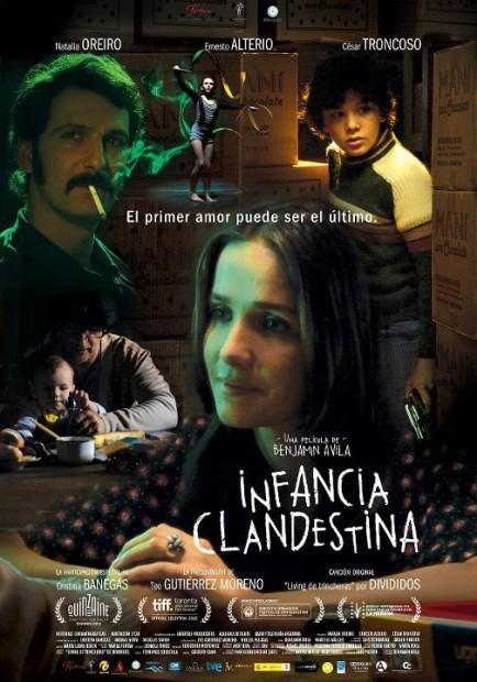 0313832c1d Infancia clandestina (2012) - FilmAffinity