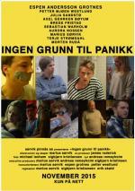 Ingen grunn til panikk (Serie de TV)