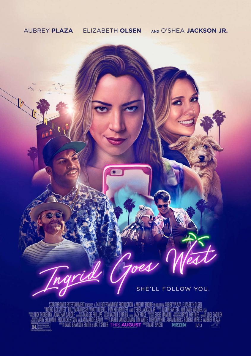 Ingrid cambia de rumbo (2017) 1080p Latino MEGA