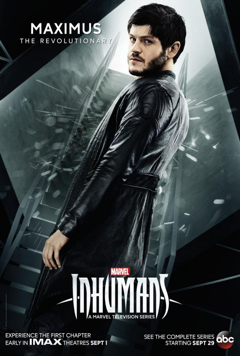 Inhumanos (2017) [TS-Screener] [Subtitulada] [1 Link] [MEGA]