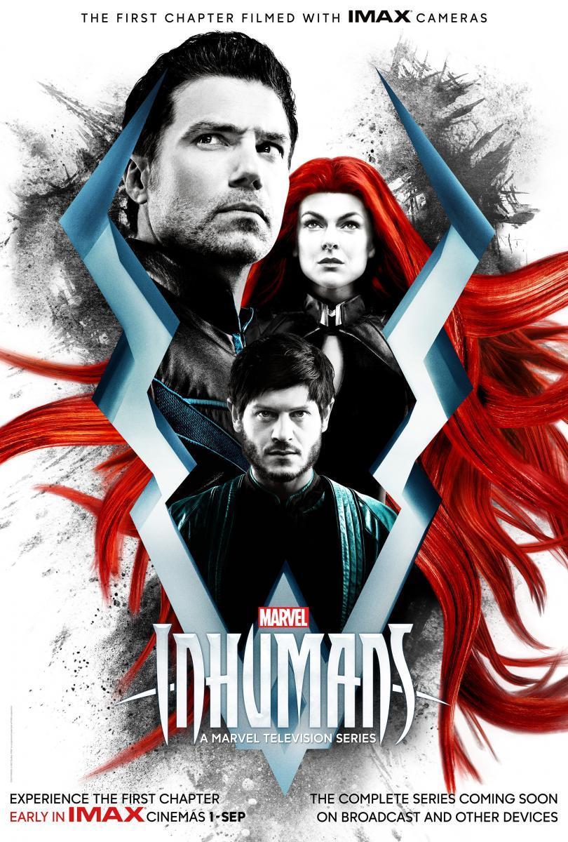 Inhumans (Miniserie de TV) (2017) 1 Temporada [1080p] [Latino] [MEGA]