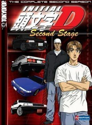 Initial D: Second Stage (TV Series)