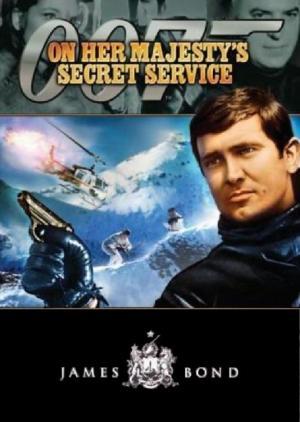 Inside 'On Her Majesty's Secret Service'