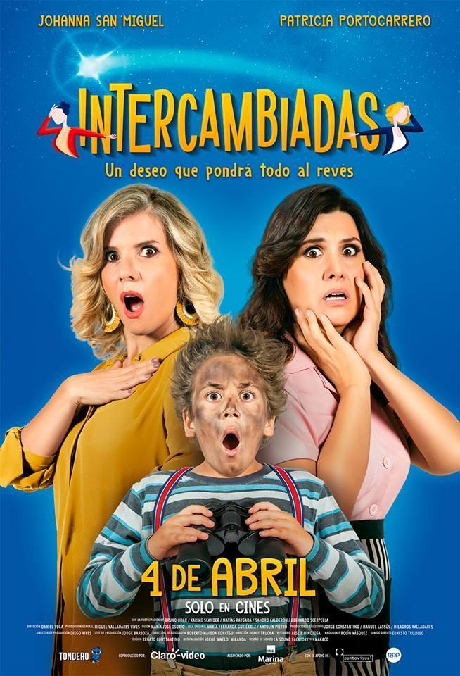 Imagen Intercambiadas (2019)