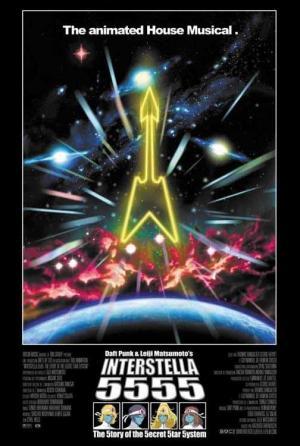 Interstella 5555 (Vídeo musical)