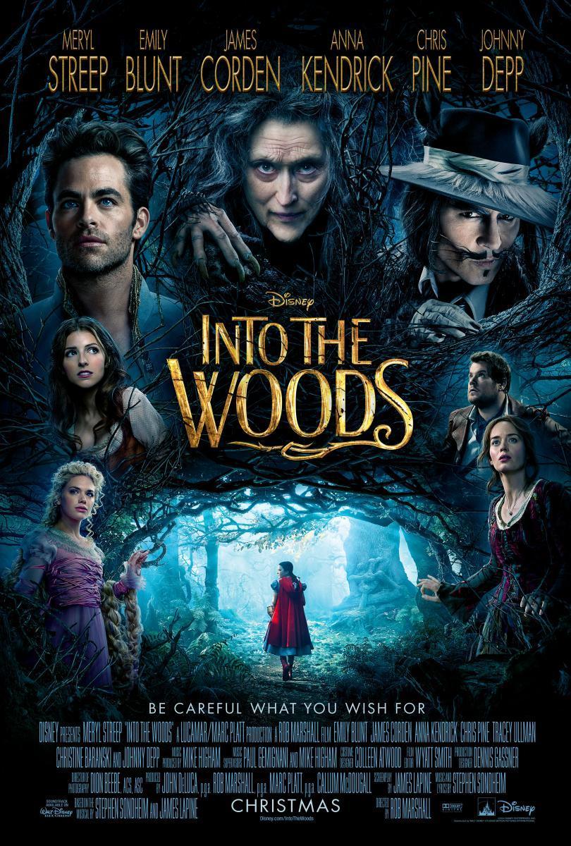 Into the Woods (2014) - FilmAffinity   810 x 1200 jpeg 225kB
