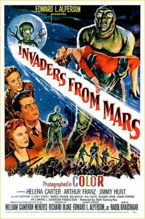 enigmas del universo:Invasores de Marte